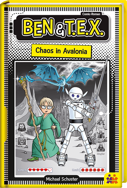 Ben & T.E.X. Chaos in Avalonia