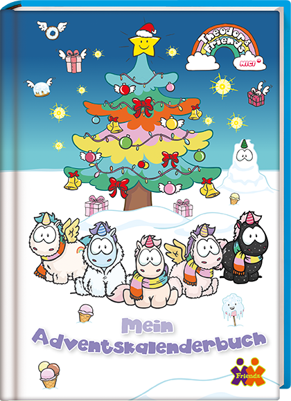 Theodor & Friends. Mein Adventskalenderbuch