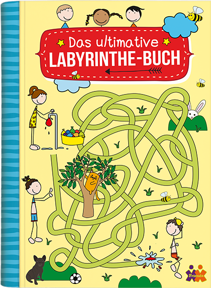 Das ultimative Labyrinthe-Buch