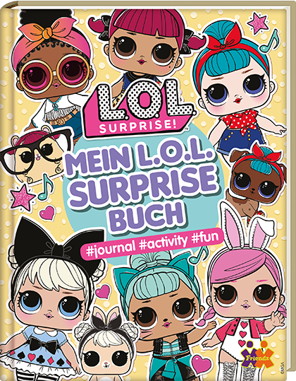 L.O.L Surprise! Mein L.O.L Surprise Buch