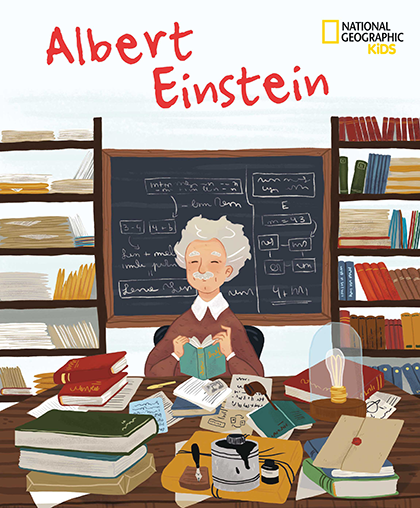 Total genial! Albert Einstein